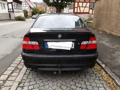 gebraucht BMW 323 i limusine als Limousine in Reutlingen