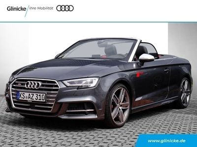 gebraucht Audi S3 Cabriolet 2.0 TFSI quattro EU6d-T UPE:67.825,- Led