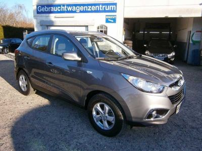 gebraucht 1 6 2wd hyundai ix35 2013 km in gettorf. Black Bedroom Furniture Sets. Home Design Ideas