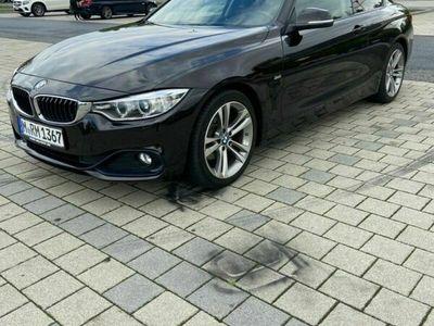 gebraucht BMW 418 Coupe Aut. Sport Line