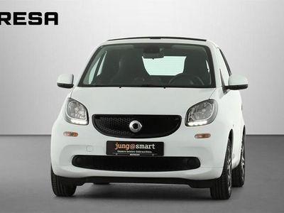 gebraucht Smart ForTwo Cabrio 52 kW twinamic Cool u. Media