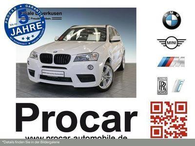käytetty BMW X3 xDrive35d