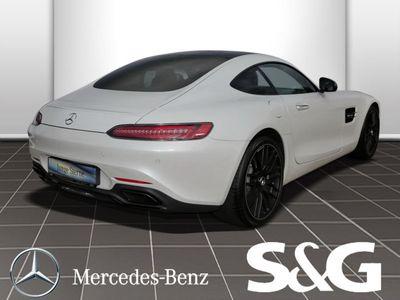 gebraucht Mercedes AMG GT Comand LED AMG Sportpaket Ride-Control Xe