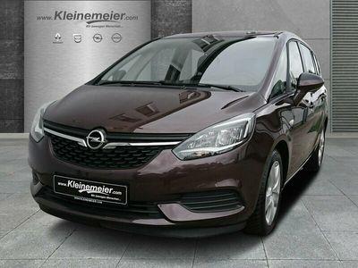 gebraucht Opel Zafira 1.4 Turbo Edition*SHZ*PDC*Navi*Klima*