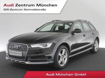 gebraucht Audi A6 Allroad 3.0 TDI qu. Leder AHK Navi Xenon Sportsitze R-Kamera S tronic