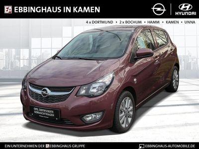gebraucht Opel Karl 120 Jahre 1.0 EU6d-T PDC Klima Sitz-Lenkradhzg Tem
