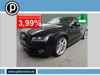 gebraucht Audi A5 Coupe 3.2 QUATTRO S-LINE PLUS/EXT NAVI+LED+20