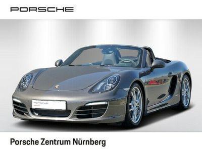 gebraucht Porsche Boxster 2.7 PDK Sportabgasanlage PDLS 19-Zoll