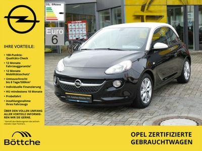 gebraucht Opel Adam 1.2 Jam USB KLIMA PDC SHZ INTELLILINK EU6