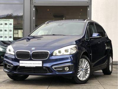 gebraucht BMW 218 Active Tourer 2er d Luxury Line