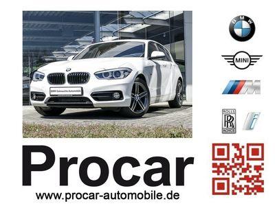 gebraucht BMW 118 i Sport Line