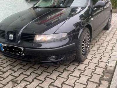 gebraucht Seat Leon TOP ZUSTAND TÜV 03/2023 !!!