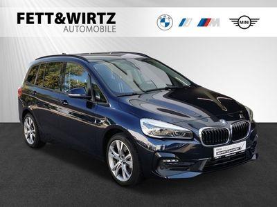 gebraucht BMW 218 Gran Tourer d xDrive Sport Line