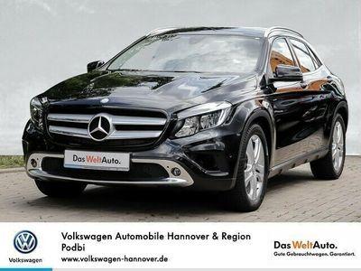 gebraucht Mercedes GLA220 220 GLA-Klasse4Matic Urban Navi Klima Park-A