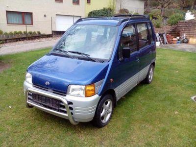 move gebrauchte daihatsu move kaufen 57 g nstige autos zum verkauf. Black Bedroom Furniture Sets. Home Design Ideas