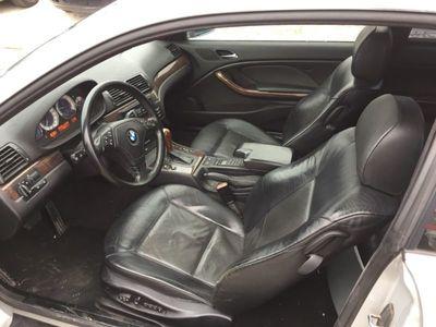 gebraucht BMW 328 Ci Voll Leder Schiebedach