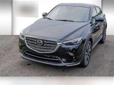 gebraucht Mazda CX-3 CX-3SKYACTIV-G 121FWD 6GS SPORTS TEC-P LED-S