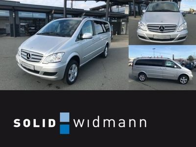 gebraucht Mercedes Viano CDI 2.2 4MATIC TREND EDITION lang