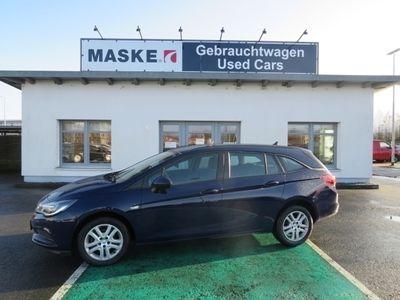 gebraucht Opel Astra Sports Tourer 1,6 CDTI Edition Navi PDC