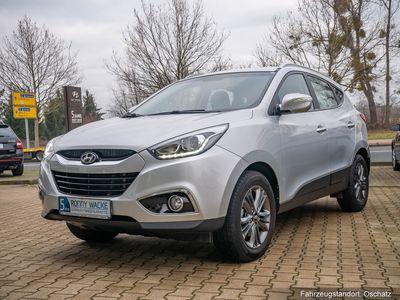 gebraucht Hyundai ix35 1.7 CRDi 2WD FIFA World Cup Edition Silver