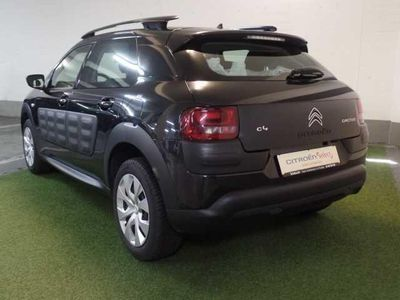 gebraucht Citroën C4 Cactus 1.6 BlueHDi 100 FAP Feel Stop&Start Klima, Rückfah