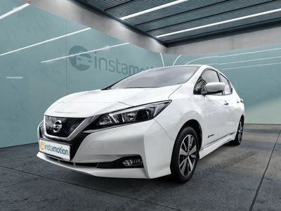 gebraucht Nissan Leaf LeafAcenta Navi Keyless Rόckfahrkam Fernlichtass