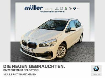 gebraucht BMW 216 Active Tourer d Advantage Tempomat Klimaaut.
