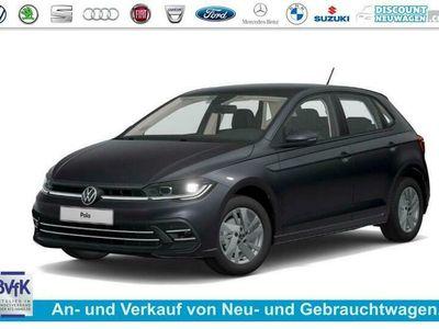 gebraucht VW Polo 1.0 TSI 95 DSG Style MatrixLED SHZ Klimaaut