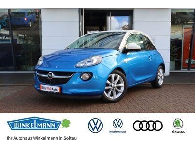 gebraucht Opel Adam Jam 1.4 PDC hi. Multif.Lenkrad NR RDC Klima SHZ Temp AUX LED-Tagfahrlicht LED-hinten GRA