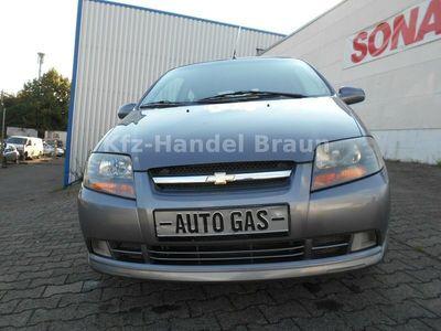 gebraucht Chevrolet Kalos 1.2 SE/LPG GAS/Euro4/