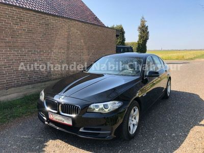 gebraucht BMW 518 d Lim Automatik Xenon Sitzheizung PDC