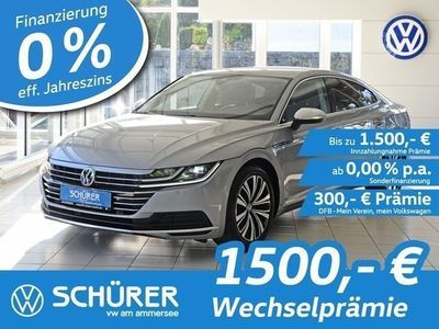 gebraucht VW Arteon Elegance 2.0TDI SCR DSG LED°StHz°AHK°RKamera°NaviPro°Keyless