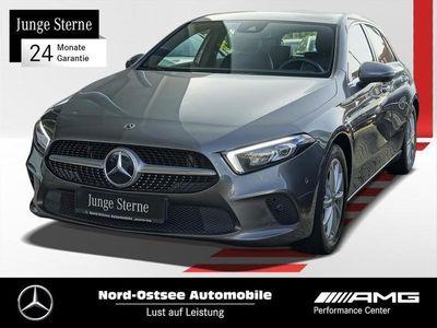 gebraucht Mercedes A250 4M Progressive+LED+Navi+MBUX+SHZ+Euro6d-T.