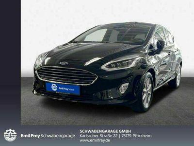 gebraucht Ford Fiesta 1.0 EcoBoost S&S TITANIUM