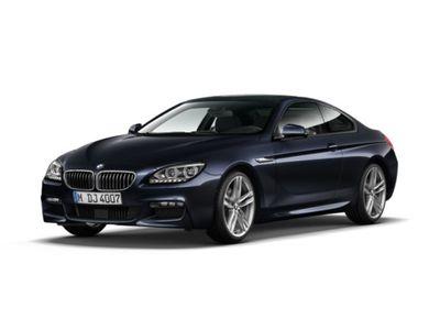 gebraucht BMW 640 d Coupe M Sportpaket Adaptive Drive EDC TV