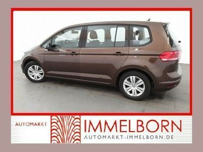 gebraucht VW Touran BMT/Start-Stopp Navi*LED*7Sitze PDC*Tempo
