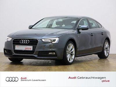 gebraucht Audi A5 Sportback 3.0 TDI TIPTR LEDER B O KAMERA - Leder,Klima,Xenon,Alu,Servo,