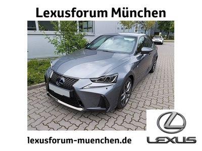gebraucht Lexus IS300h F Sport (EURO 6d-Temp) *Navi*Matrix LED*PCS*uvm.