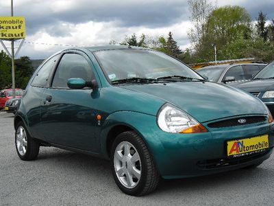 gebraucht Ford Ka Futura-Klima-Euro4-