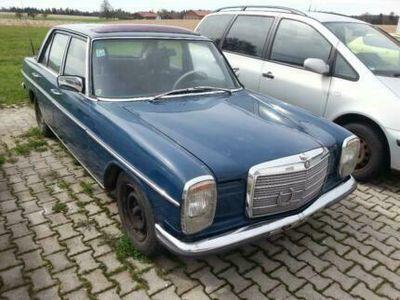 gebraucht Mercedes 240 mercedes strich 8, Diesel originalD 3...