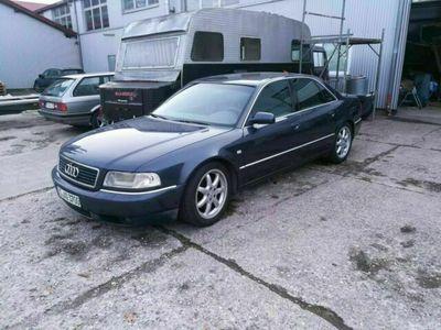gebraucht Audi A8 D2 3,7 V8