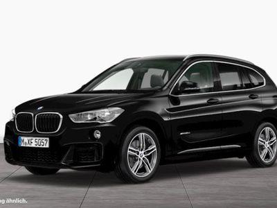 gebraucht BMW X1 xDrive20d M Sportpaket Head-Up HiFi LED RFK