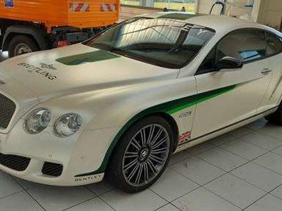 gebraucht Bentley Continental Coupe GTSpeed GT3 Design 12 Zylinder750 Nm314km/h