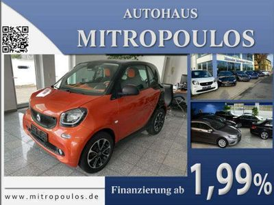gebraucht Smart ForTwo Electric Drive coupe EQ*LED*PANO*C&M*