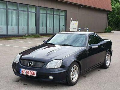 używany Mercedes SLK200 *** AUTOMATIK *** TÜV-NEU ***