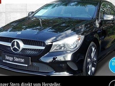 gebraucht Mercedes CLA220 Shooting Brake d Urban Keyl-GO Kamera Navi Laderaump