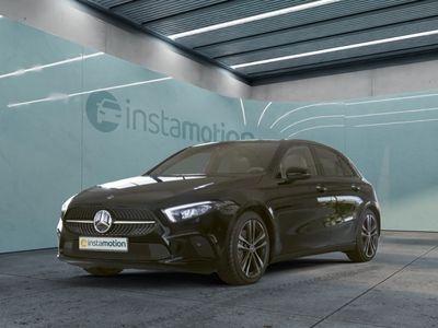 gebraucht Mercedes A180 A 180Progressive Night Burm LED Navi Kamera Spu