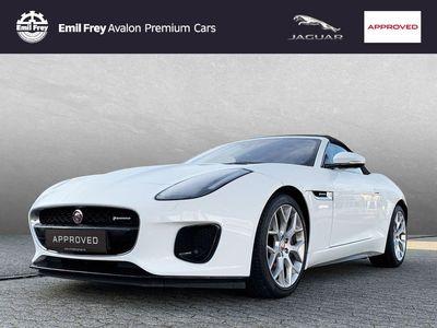 gebraucht Jaguar F-Type Cabriolet Aut. R-Dynamic Klima-Paket+RFK