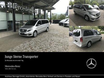 gebraucht Mercedes V220 d EDITION Lang LED-ILS/DISTRONIC/NAVI Navi