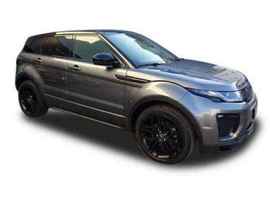gebraucht Land Rover Range Rover evoque Range Rover Evoque HSE Dynamic